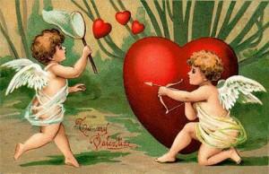 Дарить валентинку нужно не жене а любовнице