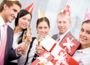 Поздравление коллективное с юбилеем для коллеги-женщины