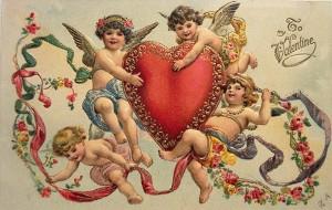 происхождение праздника Дня всех влюбленных или Дня святого валентина