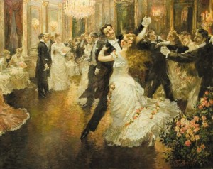 сватовство невесты среди дворян