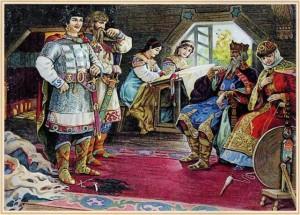 приметы и традиции сватовства