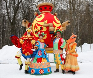 обязательные элементы сценария проводов русской зимы