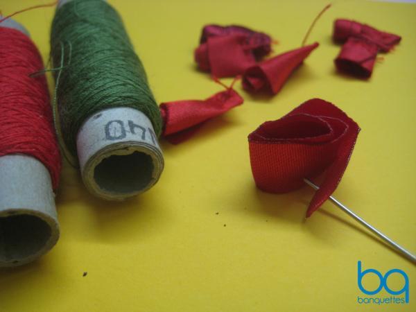 материалы для изготовления розочки