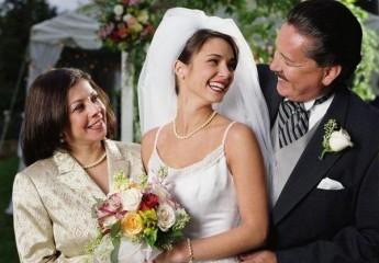 свадебные поздравления молодоженам от родителей
