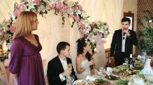 прикольный свадебный тост-стихи