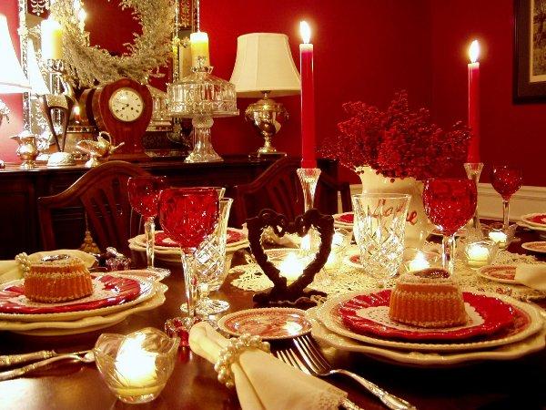 ужин вдвоем в ресторане на годовщину свадьбы