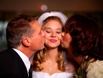 поздравление с днем свадьбы от тестя и тещи