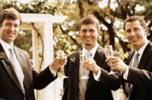 свадебный тост от приятелей жениха