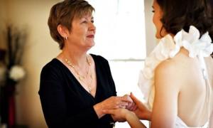 свадебный тост от матери