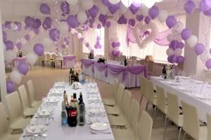 как не допустить ошибки украшая свадебный зал