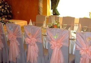 советы жениху и невесте по декорированию зала
