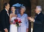 поздравление со свадьбой от отца и матери