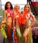 вечеринка в гавайском стиле сценарий
