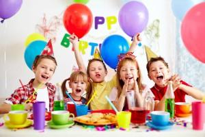 где провести праздник детского дня рождения