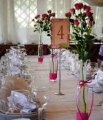 план рассадки гостей на свадьбе своими руками