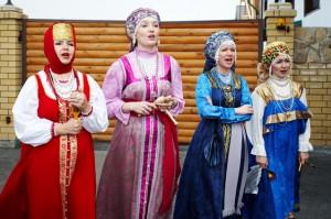 как сватают невесту у русских