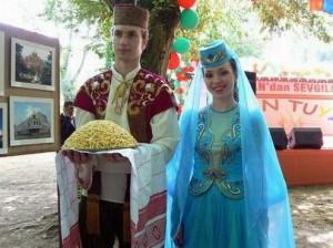татарское сватовство