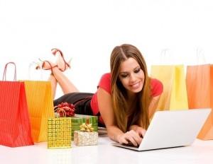 приобрести подарок через интернет