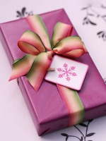 оформление подарочной коробки своими руками