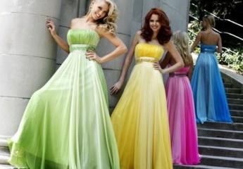 выбрать платье для свидетельницы на свадьбу