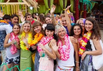 сценарий тематический гавайской вечеринки
