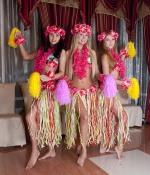 гавайская вечеринка сценарий
