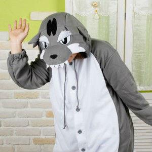 на помощь приходит серый волк