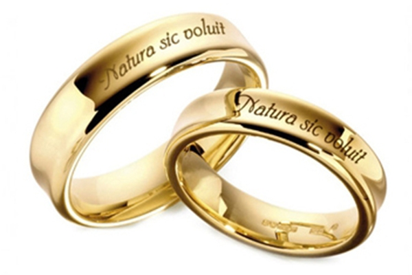 надписи на кольцах на латыни