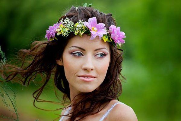 особенности выбора цветов для укладки волос
