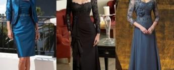 платье для мамы на выпускной вечер