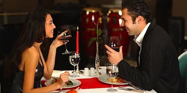 ужин в ресторане в подарок для супруги
