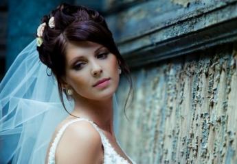 собранные прически для невесты на свадьбу