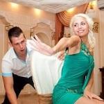 конкурсы для свидетелей на свадьбе