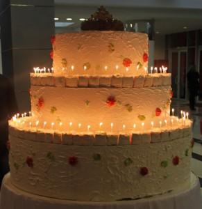 торт для виновницы торжества