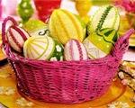 украшение яиц к пасхе своими руками