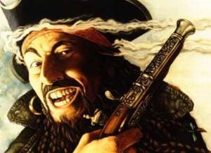 клички пиратов для детской вечеринки