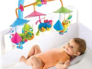 игры для новорожденной девочки