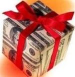 оригинальное подарить деньги на свадьбу