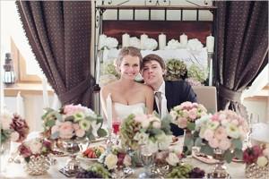 поздравления молодоженов с днём свадьбы в прозе
