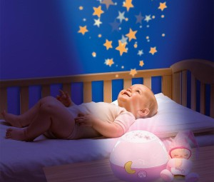 ночник музыкальный для новорожденного