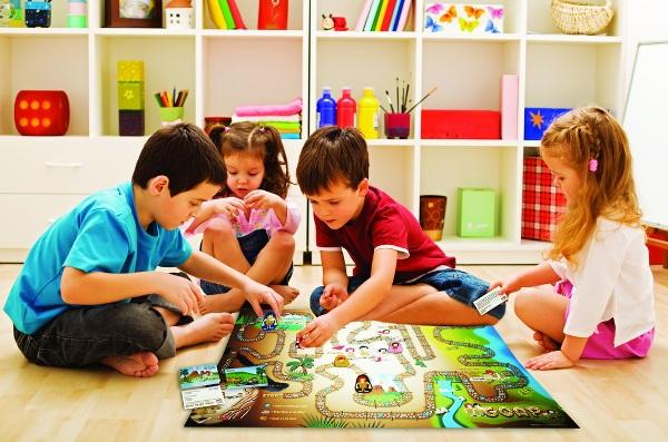 знакомственные игры для детей