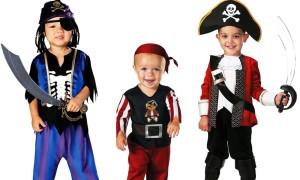 сценарий захватывающей пиратской вечеринки для детей