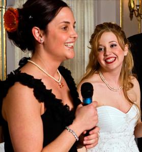 прикольное поздравление от подруги невесты