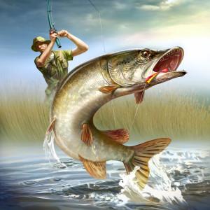 конкурс рыбалка