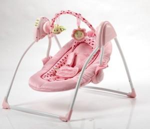 кресла-качалки для новорожденной