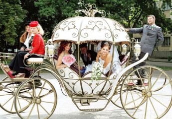 оригинальный выкуп невесты в стиле сказки