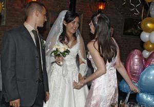 поздравление со свадьбой от свидетельницы