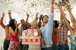 сюрприз на день рождение для подруги