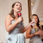 тост свидетельницы на свадьбе прикольные