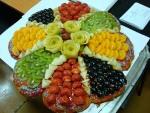 украшения блюд для праздничного стола своими руками